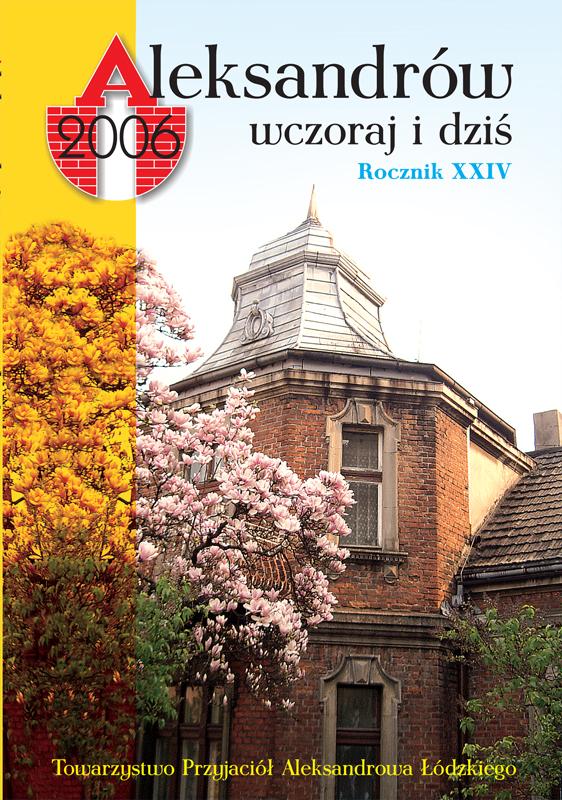 okładka AWiD 2006